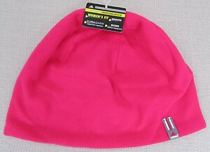 b7a646c41c3 Image is loading ADIDAS-Women-039-s-CLIMAWARM-Sport-Performance-Beanie-