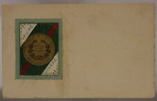 """ERINNOFILO 28° REGGIMENTO FANTERIA BORGO E LEVICO NON VIAGG. fp ANNI """"900 #18595"""