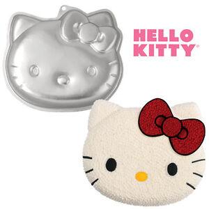 How To Make A Wilton Hello Kitty Cake