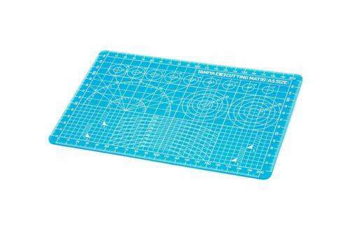 Cutting Mat Blue A5 TAMIYA 74142 Tapis de Découpe Bleu