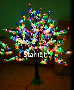 Image Is Loading Outdoor Led Maple Tree Christmas Light 696pcs Leds