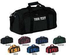 Gym Duffle Duffel Bag BG970 Custom Personalized Your Text Travel Sports  Luggage