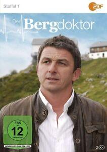 DER-BERGDOKTOR-Staffel-1-Hans-Sigl-2-DVDs-NEU-OVP