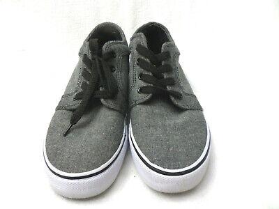 Air Walker Gray Canvas Sneaker USA Size
