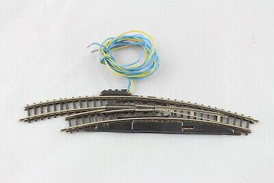 8568 Elettr. Arco Morbida Sinistra 195mm Märklin Mini-club Traccia Z-mostra Il Titolo Originale Elaborato Finemente