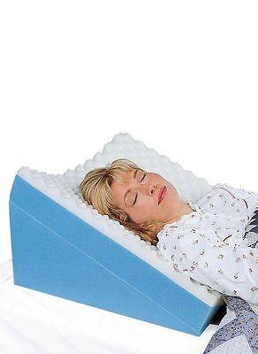 Wedge Pillow Twoposition Pillow Snoring Gerd Acid Reflux Sleep Apnea Pillow Ebay