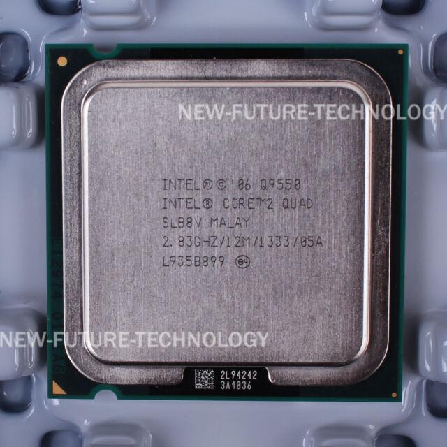 INTEL R CORE TM 2 QUAD CPU Q9550 DRIVERS (2019)