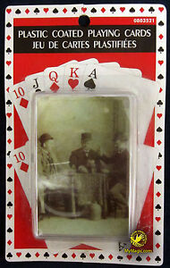 Plastic-Coated-Cards-With-Old-Photo
