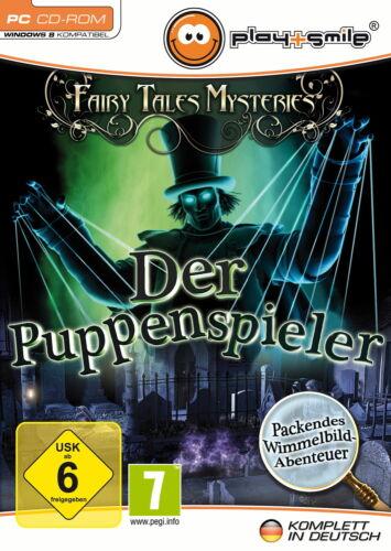 1 von 1 - PC-Spiel FAIRY TALES MYSTERIES: DER PUPPENSPIELER (Wimmelbild-Adventure)