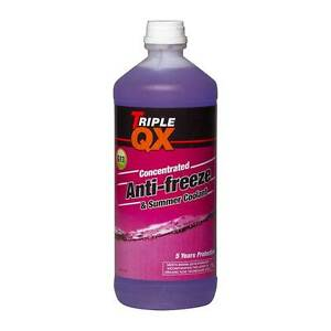 Triple-QX-1L-Purple-Antifreeze-Coolant-Long-Life-G13-Fully-Concentrated-1-Litre