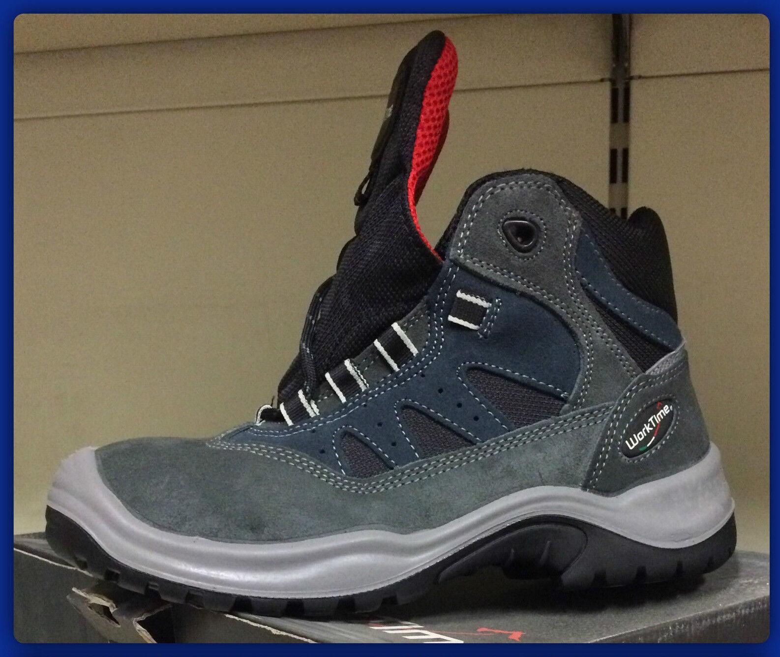 Schuhe Sicherheit von der Arbeit der Sicherheit Schuhe Sicherheit worktime Modell Probe High n.40 0d7624