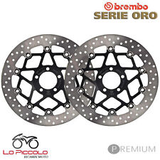Brake Disc Floating Brembo Oro Rear Ktm Adventure Abs 1190 2013 /> 2016