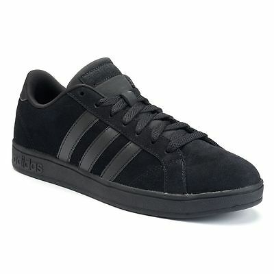 Adidas Baseline Low Shoes Basketball Shoes in All Black in Sz. 6.5 to 15 |  eBay