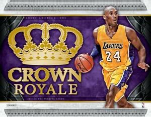 e617dc5a8eb 2017-18 Panini Crown Royale NBA Basketball Cards Pick From List 1 ...