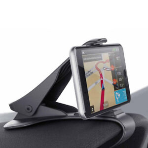 Universal-GPS-Dashboard-Cell-Phone-Car-Mount-Holder-Stand-HUD-Cradle-Clip-New-EN