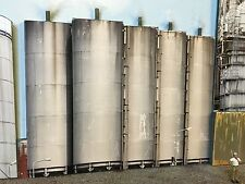 """O Scale Scratch Built """"The 5 Tanks"""" Oil Farm, Industrial Front/Flat, MTH Lionel"""