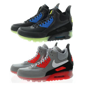 ea370d9ed808 Nike 684722 Mens Air Max 90 Sneakerboot Ice Durable Casual Shoes ...