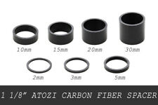 "1-1//4 inch /& 1-1//8 /"" PRO Headset spacers UD carbon set 3// 5// 10// 15 mm"