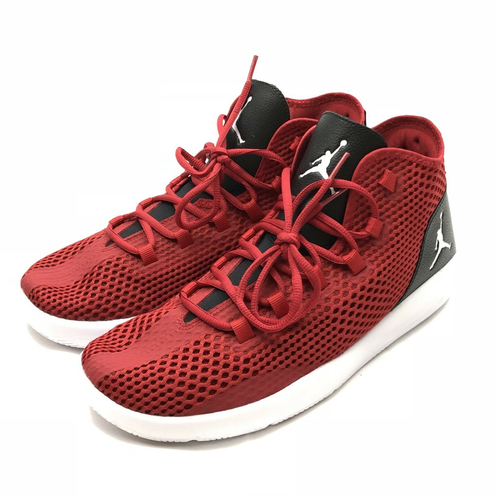 Nike Men's Red and Black Jordan Reveal Comfortable Special limited time