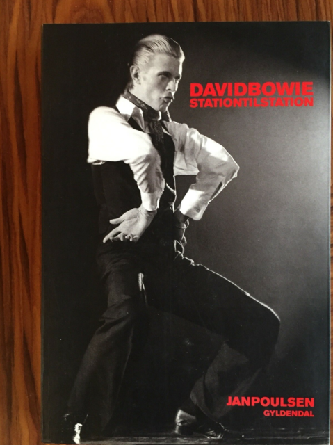 David Bowie station to station , Jan Poulsen, Paperback Fin…