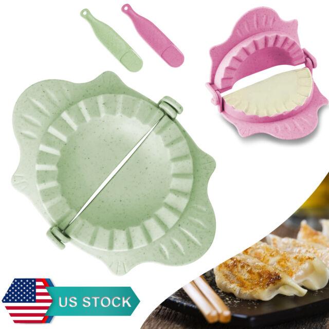 1PCS DIY Dumplings Tool Jiaozi Maker Device Easy to make Dumpling Mold Clips