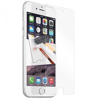 eFabrik Panzerfolie für Apple iPhone 6S Display Schutz Folie Glas transparent