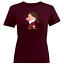 Juniors-Girl-Women-Shirts-Tee-T-Shirt-Snow-White-and-Seven-Dwarfs-Grumpy-Disney thumbnail 4