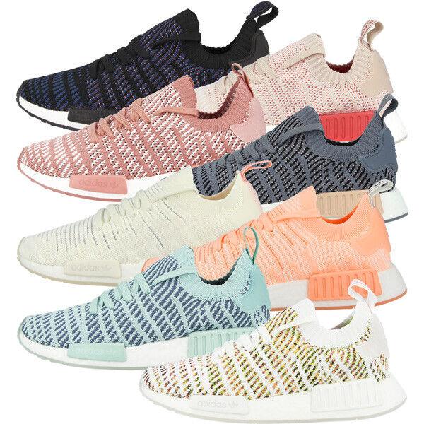 ADIDAS nmd_r1 stlt PK Donna Scarpe Primeknit Sneaker Tempo Libero da Donna Scarpe da Ginnastica