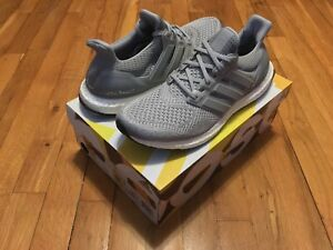 ADIDAS ULTRA BOOST LTD 1.0 METALLIC SILVER S77517 SIZE 10 DS