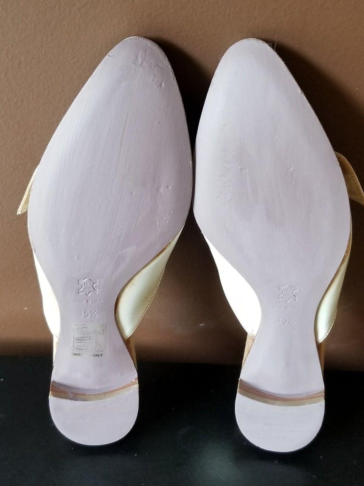 Latitude Femme off white mules, Sz EURO 35.5 (US 5.5) 5.5) 5.5) fa6c5a