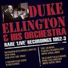 Rare Live Recordings 1952-1953 by Duke Ellington & His Orchestra (CD, Mar-2013, 3 Discs, Acrobat (USA))