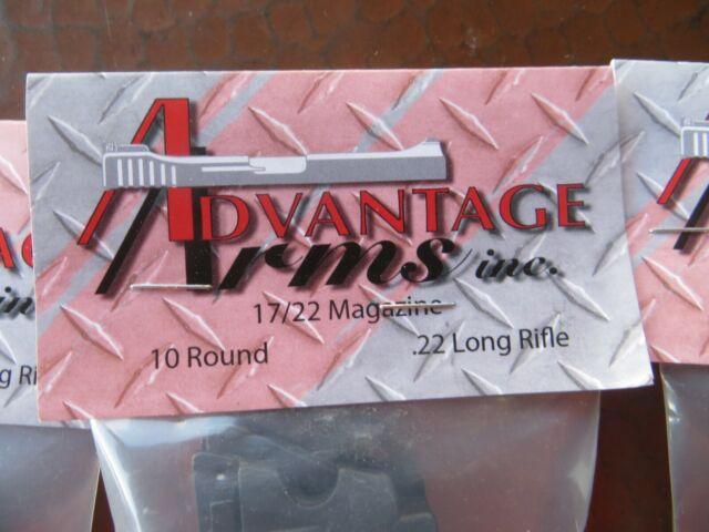 AACLE1722 for sale online Advantage Arms 22LR  Black10-Round Magazine