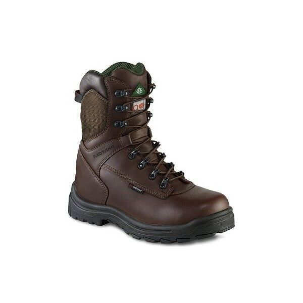 Mens Red Wing King Toe Insulated Safety