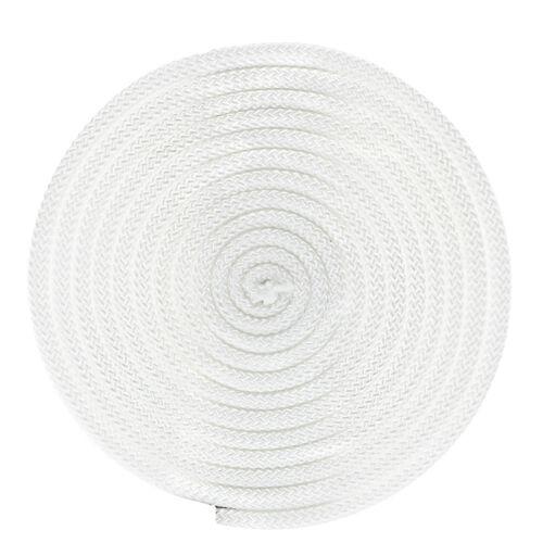 "1//4/"" or 3//8/"" Nylon Utility Rope Many Lengths /& Colors Polypro Sheath"