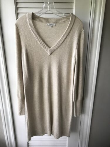 Madewell Balloon Sleeve Knit Dress Size Small