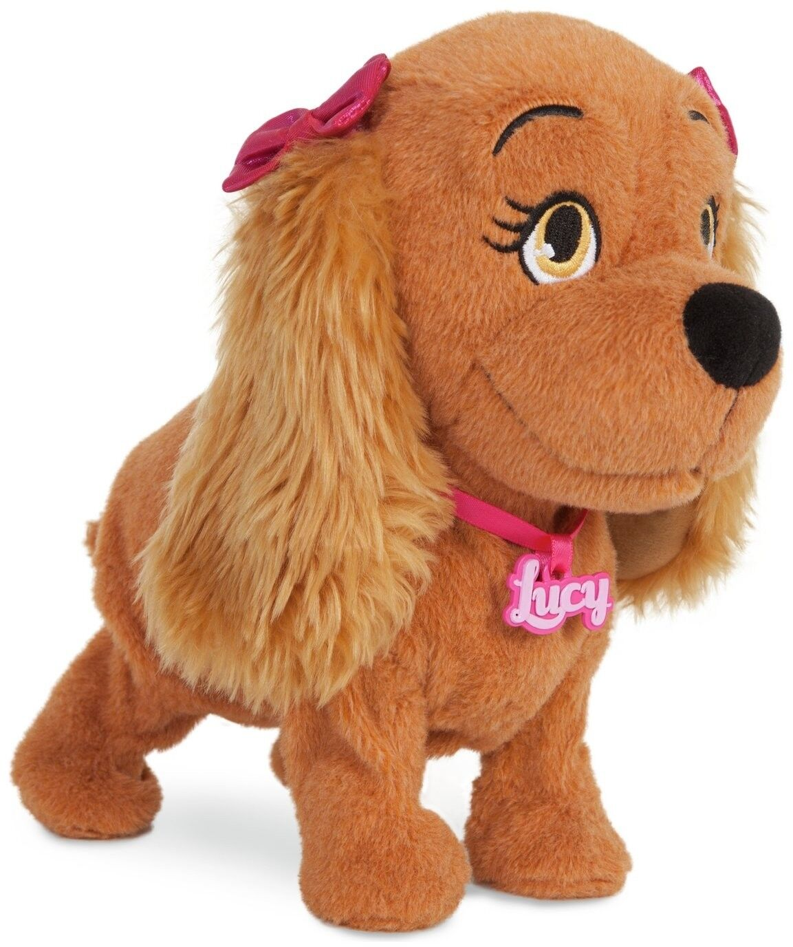 Petz Lucy Sing and Dance Plush