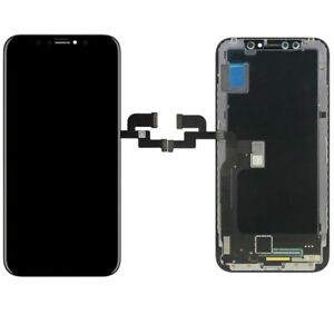 LCD-DISPLAY-TFT-IPHONE-X-VETRO-TOUCH-FRAME-APPLE-IPHONE-X-10-NERO-BLACK