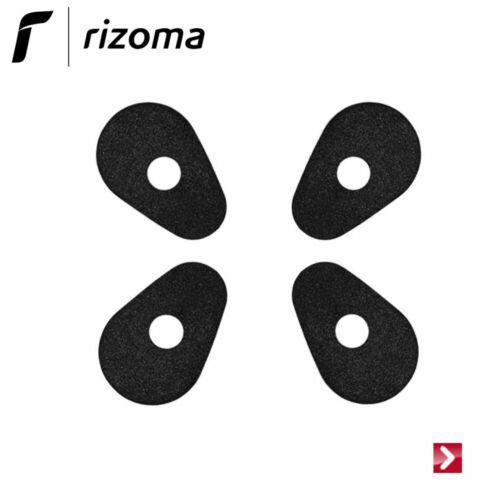 YAMAHA XJ6 2010 2011 RIZOMA FR212B Noir Adaptateurs clignotants