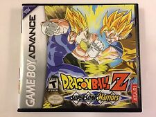 Dragon Ball Z Supersonic Warriors Game Boy Advance