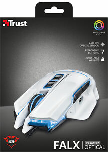 TRUST-21835-FALX-GXT154-ILLUMINATED-7-BUTTON-TO-2400DPI-ADJUSTABLE-WEIGHT-MOUSE