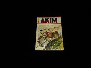 Akim-Album-133-Contains-Akim-653-654-655-656-Editions-Mon-Journal-1986-Tbe