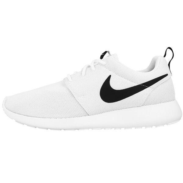 Nike roshe One femmes chaussures baskets Femmes Chaussures De Course blanc 844994-101 running