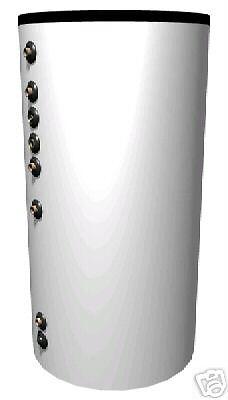 Trinkwasserspeicher Solarspeicher 300 Ltr 2 Wärmetausch