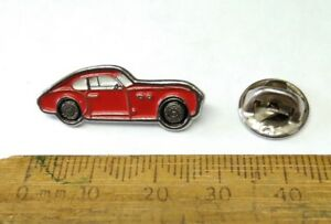 VINTAGE-Red-CISITALIA-1948-Classic-Car-bavero-Tie-Pin-Badge-Ref-281-in-buonissima-condizione