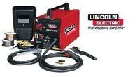 Lincoln K2185-1 Handy Mig 110v Mig Welder 88 Amp 1/8 Capacity