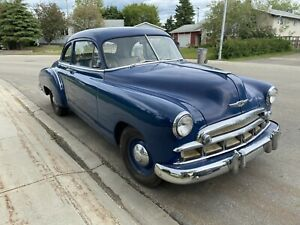1949 Chevy business man coupe