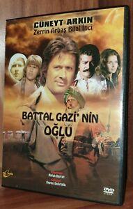 Tuerkische-Filme-Battal-Gazi-039-nin-o-lu-Cueneyt-Ark-n-DVD-Turkish