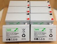 Hewlett Packard Hp Apc3ia Batteries Lucas X 8