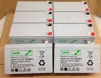 Hewlett Packard Hp Apc3ia Batteries Lucas X 8