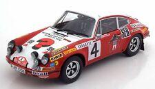 MINICHAMPS 1972 Porsche 911S Rally Monte Carlo Larousse/Perramond #4 1:18 *New!